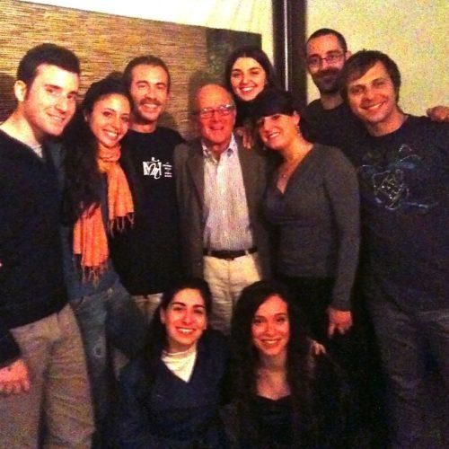 Masterclass con Larry Grossman