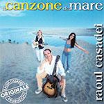 """Produzione CD: """"La canzone del mare"""" Raoul casadei"""