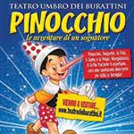 """Produzione spettacolo """"Pinocchio, le avventure di un sognatore"""""""